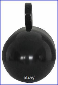 2 8 Black Wakeboard Tower Enclosure Pods For Pioneer TS-MR2040 Marine Speakers