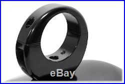 (2) 8 Black Wakeboard Tower Enclosure Pods For Rockford Fosgate PM282B Speakers