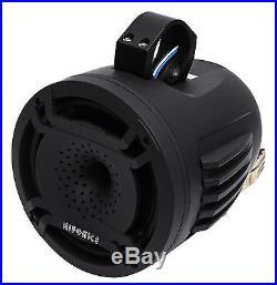 (2) Hifonics TPS-CP80 8 180W Wakeboard Tower led Speakers 4 Polaris RZR/ATV/UTV