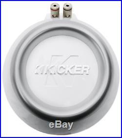 2 Kicker 12KMTESW Marine 6/6.5 Speaker Wakeboard Tower Enclosures KMTES+Camera