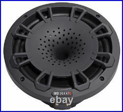 (2) MB Quart NH1 8 360w Marine Wakeboard Tower Speakers 4 Boat/ATV/UTV/RZR/Cart