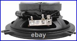 (2) Polk Audio 5.25 360° Degree Swivel Chrome Wakeboard Tower Speakers