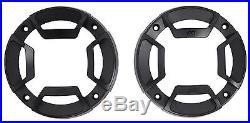 (2) Polk Audio DB402 4 270 Watt Marine/Boat Wakeboard Tower Speakers+Enclosures