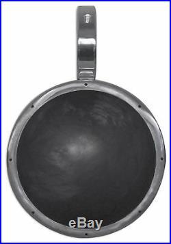 (2) Rockville MAC80S 7.7 360 Degree Swivel Marine Wakeboard Tower Speaker Pods
