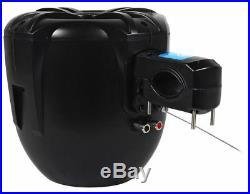 (2) Rockville RWB80B 8 300w Tower Speakers+2-Ch Amplifier+Bluetooth Controller