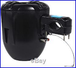 2 x 250 Watt 6.5 Speakers Tower Two-Way High Fidelity Speaker System Wakeboard
