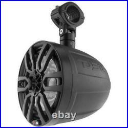 2x DS18 HYDRO NXL-6UTVB 6 Slim Wakeboard Pod Tower Speaker 300W RGB LED Light