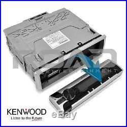 4 Kicker Marine 6.75 Wakeboard Tower Speakers, Kenwood iPod Bluetooth CD Radio