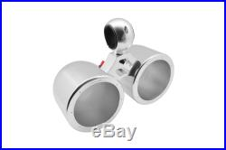 6.5 WakeTune Double Tower Speaker Can golf, ATV