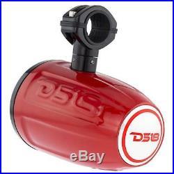 8 Wakeboard Tower Speaker Enclosure + RGB LED (No Speaker) DS18 NXL8TPR/NS
