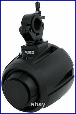 ALPINE PSS-SX01 6.5 Wakeboard Tower Speakers+Amplifier+Bluetooth 4 ATV/UTV/RZR