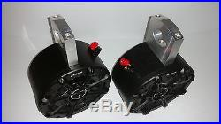 ATV UTV KICKER 6 1/2 Stereo Speakers Wakeboard Tower Can Am Razor Rhino Radio