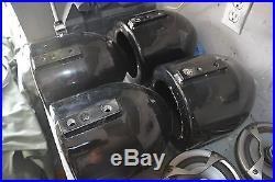 Alpine Type S speakers wakeboard tower can Lot of 12 speakers marine audio