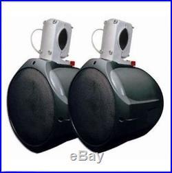 Best Marine Speakers Wakeboard 2 Way Speaker Tower Waterproof Sound Audio System