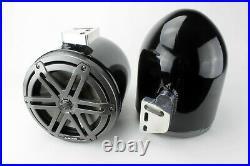 Black Wakeboard Tower Speakers Centurion, Tige, Gladiator Tower 7.7 JL Audio