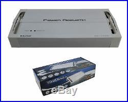 DS18 CF-102TD Carbon Fiber 10 Wakeboard Tower + 2300W Class D 1 Ch Amplifier