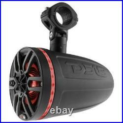 DS18 HYDRO NXL6TPBKNEO 6.5 Wakeboard Pod Tower Speaker 450W RGB LED Lights