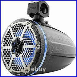 DS18 X Series HYDRO 8 2-Way Wakeboard Pod Tower Speakers with1.5 Compression