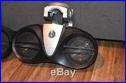 Infinity 6000M Marine Wakeboard Tower Speaker System (ONE PAIR) Black