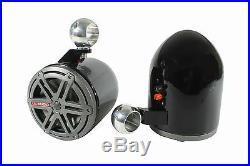 JL Audio 7.7 Wakeboard Tower Speakers Black NEW