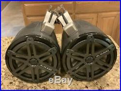 JL Audio M3-770 Black Wakeboard Tower Speakers Nautique OEM Style 2009-2019