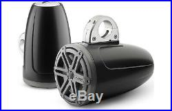 JL Audio MX770-ETXv3-SG-TK 7.7 MX-Series Wakeboard Tower Speakers