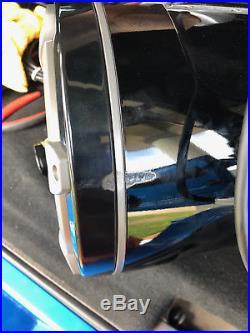 Jl Audio M880-etxv3-sg-tk 8.8 125wrms Marine Wakeboard Tower Boat Speakers Used