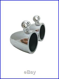 Krypt 8 Wakeboard Tower Speaker Cans, Pods, Pioneer TS-MR2040, MB Quart NK1-120L