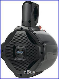 Lanzar Aquatic 6.5 Bluetooth Wakeboard Speaker, 2-Way Tower Speaker, 1000W