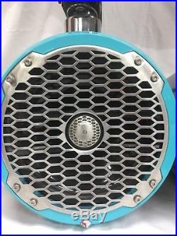 M282 WAKE ROCKFORD FOSGATE 8 MARINE BOAT FULL-RANGE TOWER SPEAKERS Pm282