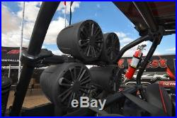 MB Quart NT1-120LB 8 Marine Wakeboard Tower LED Speaker 4 Boat/RZR/ATV/UTV/Cart