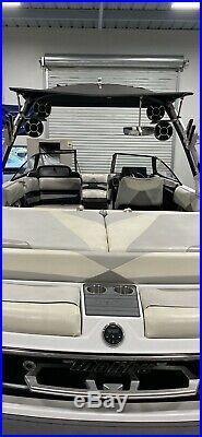 Malibu Wet Sounds Rev-8 Wakeboard Tower Speakers