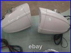 Memphis 15-MM62TWS Marine Wakeboard Tower Speakers