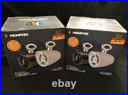 Memphis Audio 15-MXA62TWS Wakeboard Tower Speakers Pair