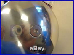 Moomba C915-114216 Roswell Wakeboard Tower Speaker Polished Marine Boat
