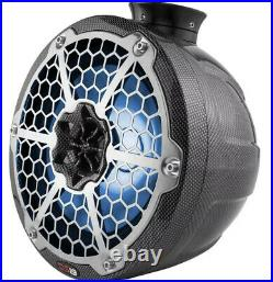 NEW DS18 HYDRO 6.5 Compact Wakeboard Pod Tower Speaker withRGB LED Lights 300W