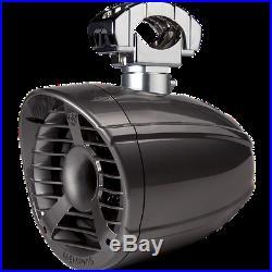 NEW Pair Memphis 200W 6.5 Marine ATV Boat Tower Tube Speaker 6 1/2 Wakeboard