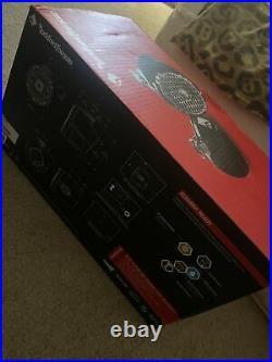 NEW Rockford Fosgate PM2652W-MB Punch Marine 6.5 Mini Wakeboard Tower Speaker