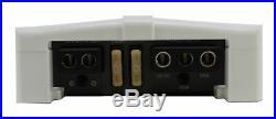 NXL-82TD 8 Red Dual Wakeboard Tower + 2300W Marine Monoblock Amplifier