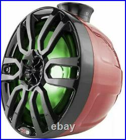 New DS18 NXL-PS6R 2Way Wakeboard Tower Speakers Integrated RGB Lights 300 Watts