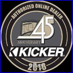 New Kicker 6-3/4 6.75 300w Peak Marine Wakeboard Tower Speakers Kmt67 41kmt674