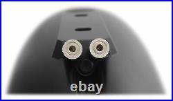 Pair Kicker 43KMTES8B Black Marine 8 Wakeboard Tower Enclosures+Adapters KMTES8
