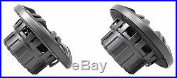 Pair Kicker 45KM42 4 150 Watt Mini Wakeboard Tower Speakers