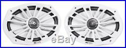 Pair MB Quart NK1-169 6x9 280 Watt Marine Boat Wakeboard Tower Speakers