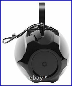 Pair MTX WET65T 6.5 300 Watt Marine Boat Wakeboard Tower Speakers Black