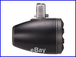 Pair Marine Kicker 45KMTC65 6.5 Wakeboard Tower Speakers Open Box (Complete)