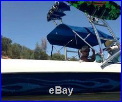 Pair Polk Audio 6.5 300 Watt Marine Boat Wakeboard Tower Speakers