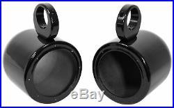 Pair Polk Audio 6.5 600 Watt Marine Boat Wakeboard Tower Speakers