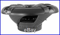 Pair Rockville 6x9 1000w Waterproof Marine Boat Tower Wakeboard Speakers Black