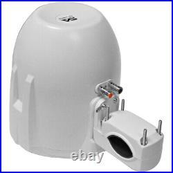 Pair of 250 Watt 6.5 Inch 2-Way White Wakeboard Tower Speakers 500 Watts Total
